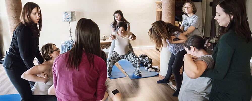 Corso yoga in gravidanza